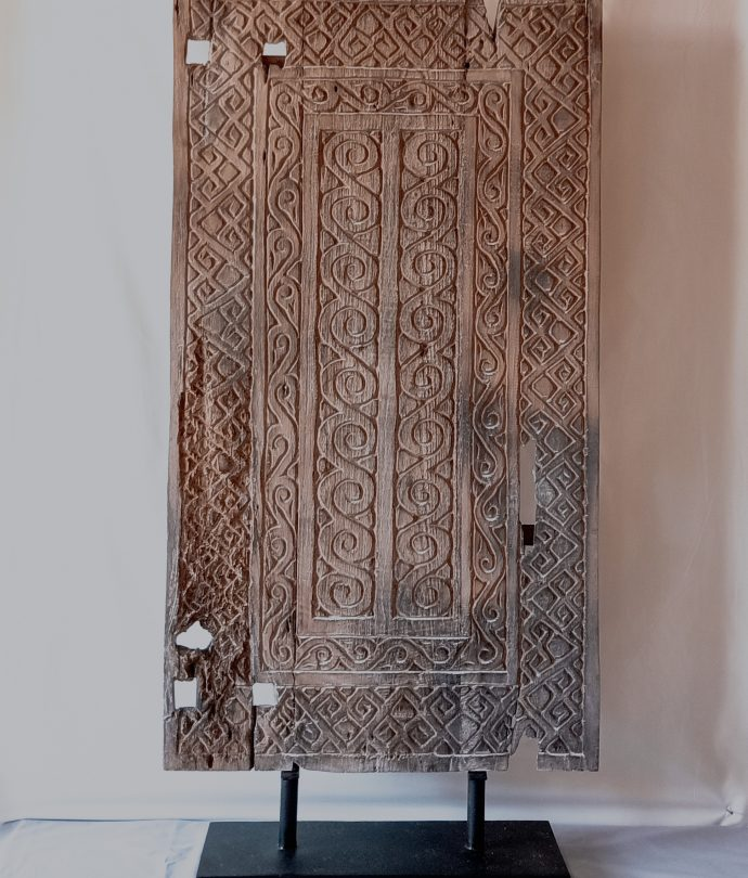 primitive toraja panel